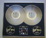 WHITESNAKE - Live... In The Heart Of The City PLATINUM Double LP & DOUBLE CD